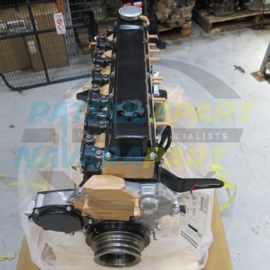 Genuine Nissan Patrol GU TD42TI New Long Engine Assembly