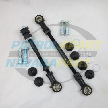 Nissan Patrol GU Rear Extended SwayBar Link Kit
