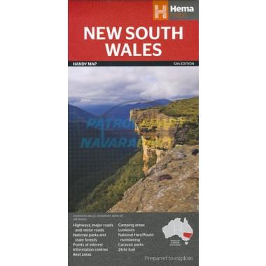 NSW Handy Hema Map