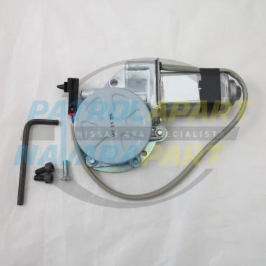 New Nissan Patrol GQ Electric Window Motor LHF or LHR